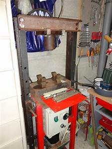 fabrication d39une presse hydraulique With fabrication presse hydraulique maison