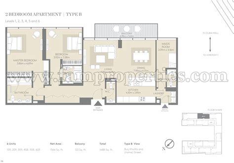 floor plans layout floor plans city walk jumeirah by meraas