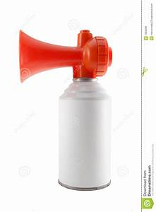 Air Horn Stock Image  Image Of Warning  Loud  Sound