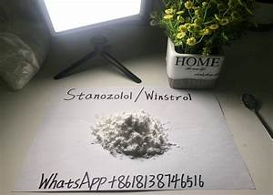 Muscle Growth Steroids Stanozolol    Winstrol Improve Muscle Strength