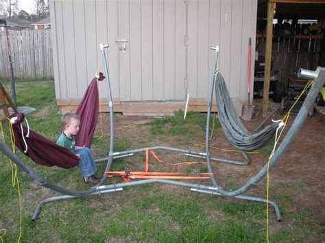 Inspirations: Strong And Fully Adjustable Homemade Hammock