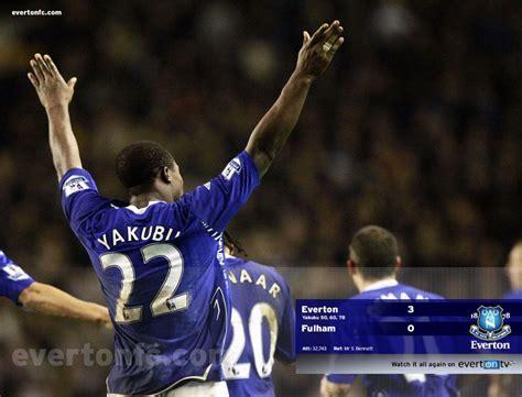 1024*780 2007/08 Everton FC Football Matches - Everton ...