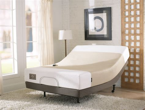Sealy Adjustable Beds by Embody By Sealy Introspection Memory Foam Adjustable Bed