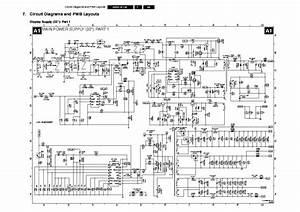 Philips Q522 1e Lb Psu Sch Service Manual Download  Schematics  Eeprom  Repair Info For