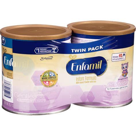 Enfamil Gentlease Milk Based Formula Powder For