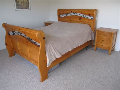 wood and wrought iron bedroom furniture for sale jamals