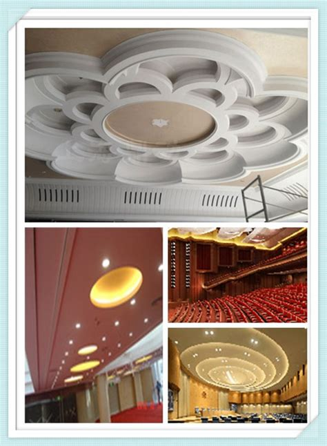 Antibacterial Lamp by Mordern Latest Pop Royal Hall Roof Decoration Grg False