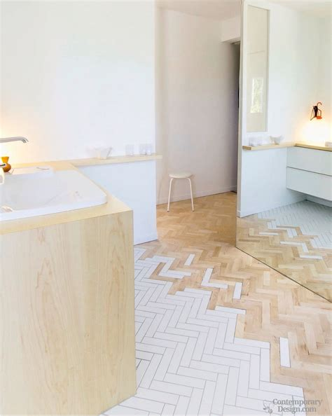 two tone wood floor two tone wood and ceramic floors