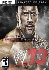 WWE 13 PC Game Free Download