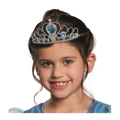 Coiffure Bébé Fille Diad 232 Me Princesse Fille Argent Bleu Diad 232 Me Princesse Enfant