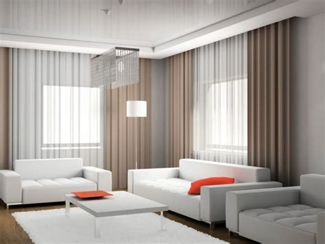 Architecture. Modern Living Room Curtains-telano.info