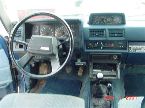85 Toyotum Interior by Gt 1985 Sr5 Toyota 4runner