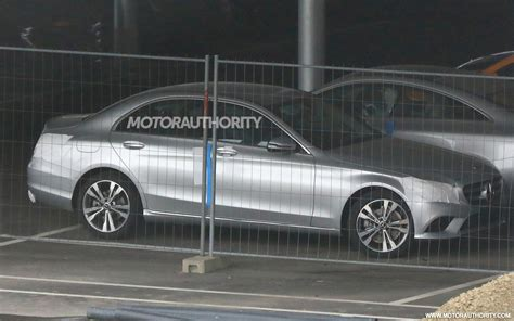 mercedes benz  class spy shots