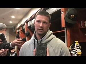 Pittsburgh Pirates' Jordy Mercer talks inning-ending ...