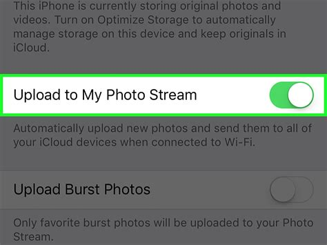 how to upload photos from iphone to icloud how to upload new iphone photos to icloud automatically 6