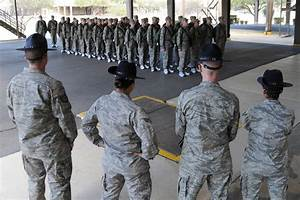 United States Air Force Basic Military Training   Military ...