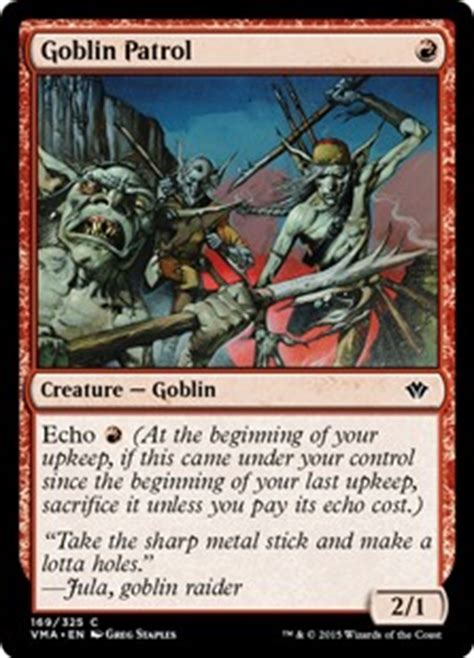 goblin charbelcher vintage deck vintage masters draft decklists magic the gathering