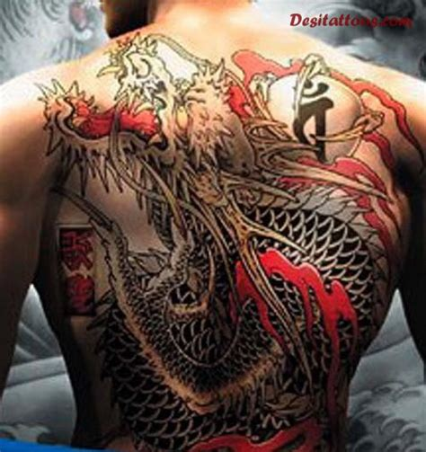 full  japanese tattoos
