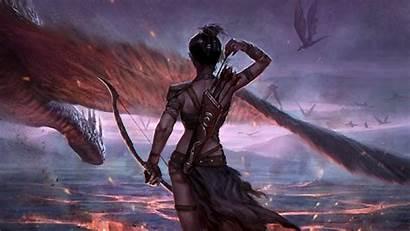 Archer Wallpapers Warrior Woman Desktop Female Warriors
