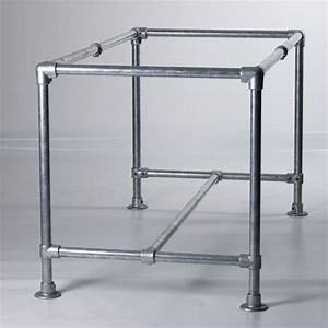 Scaffold tube table construction drawing and steel pipe