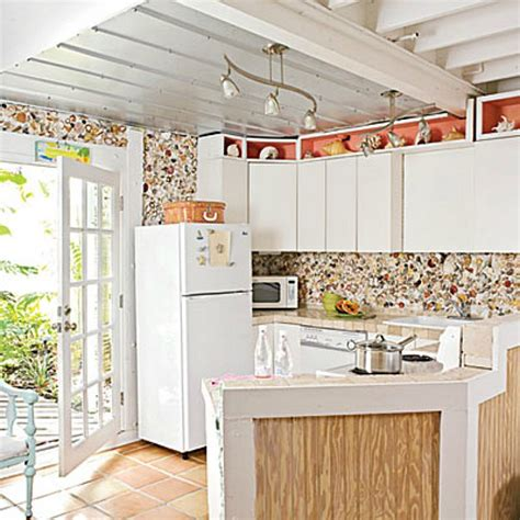 cottage kitchen backsplash ideas coastal and backsplash ideas sand and sisal 5905