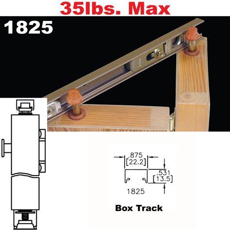 bifold door hardware johnson hardware 1825 tap in bi fold door hardware
