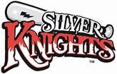 Nashua Silver Knights Wordmark Logo - Futures Collegiate ...