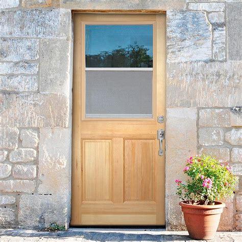 exterior wood door slab unfinished wood exterior doors amazing coloring