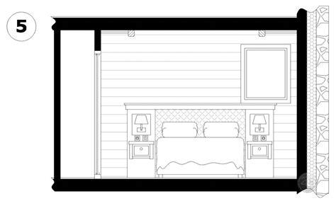chambre d architecte chambre plan architecte 4d univers studio animation 3d