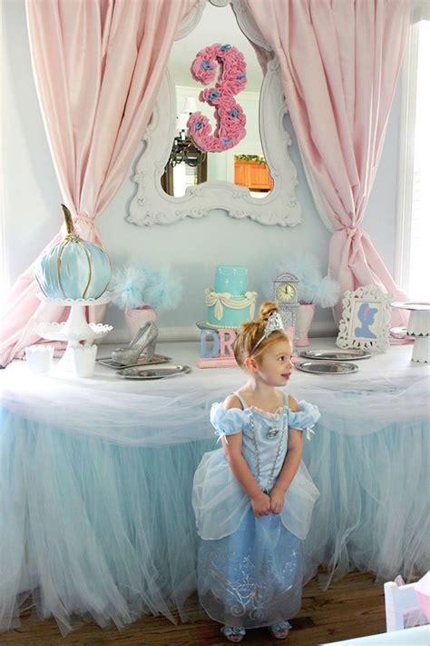 cinderella decorations kara s ideas princess pink cinderella birthday