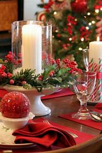 Tischdeko Zu Weihnachten 100 Fantastische Ideen