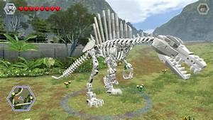 Jurassic World Spinosaurus Skeleton | www.pixshark.com ...