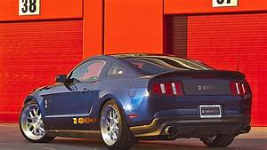 Shelby Showing 1000 HP Mustang In New York