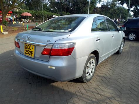 toyota premio   sale cars  sale  kenya