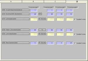 Grenzkosten Berechnen : kstcalc ~ Themetempest.com Abrechnung