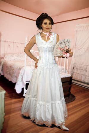scully petticoat white