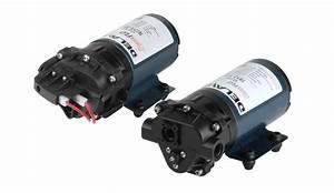 7800 Series - 1 0 To 2 2 Gpm Diaphragm Pump