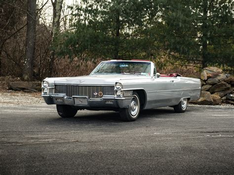 Sotheby Cadillac Deville Convertible Fort