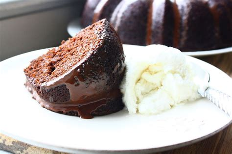 chocolate pumpkin cake chocolate pumpkin bundt cake with a gooey chocolate glaze