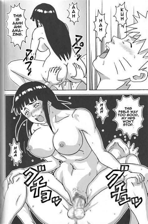 Reading Hinata Ganbaru Doujinshi Hentai By Naruho Do 1