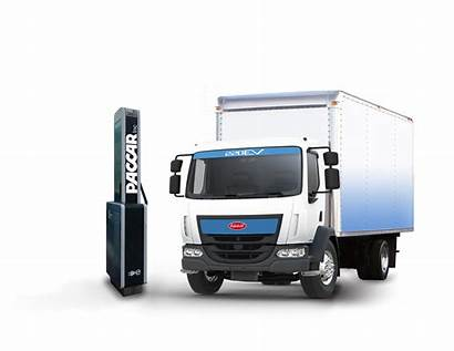 Peterbilt Truck Paccar Emissions Zero Schneider Electric