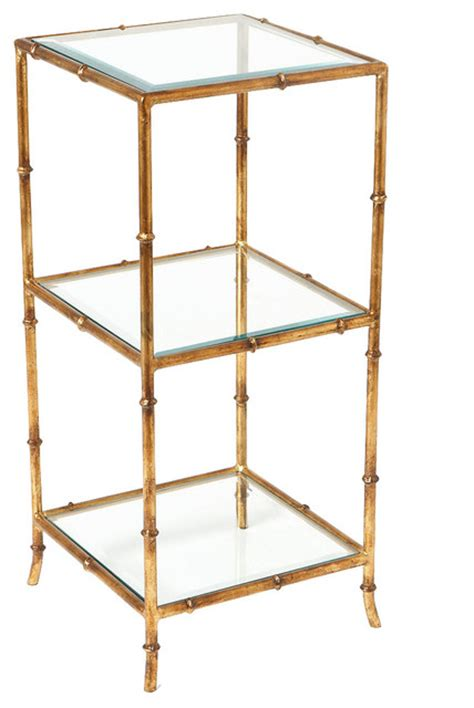 Wall Etagere by Shop Houzz Accents For The Home 3 Tier Etagere Antique