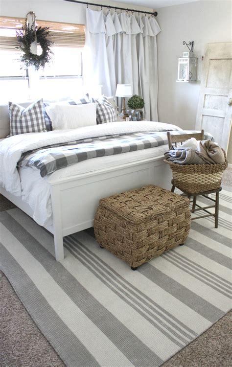 master bedroom rug makeover  inspired nest