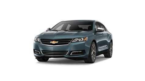 chevy colors 2018 chevy impala colors gm authority
