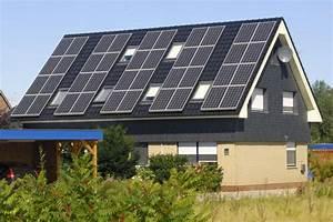 Solar Auf Dem Dach : alternative wann sich solarenergie auf dem dach lohnt die welt ~ Heinz-duthel.com Haus und Dekorationen