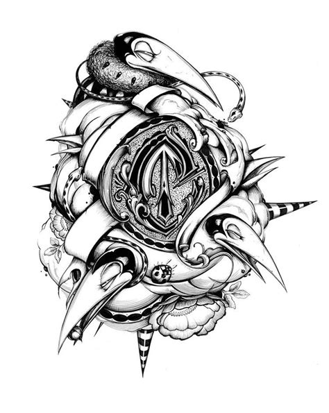 Greg Craola Simkins | art, design and more | Chicas tatuadas