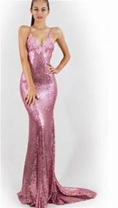 Dress: pink dress, pink, sparkly dress, sparkle, prom ...