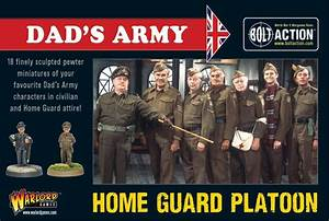 Dad's Army Home Guard Platoon - Warlord Games