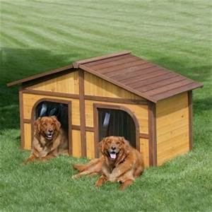 most luxury dog houses With large double dog house