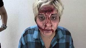 Maquillaje Zombie, Fácil y Barato Tutorial para Halloween YouTube